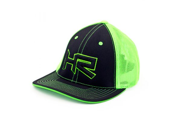 HR BLACK/NEONGREEN