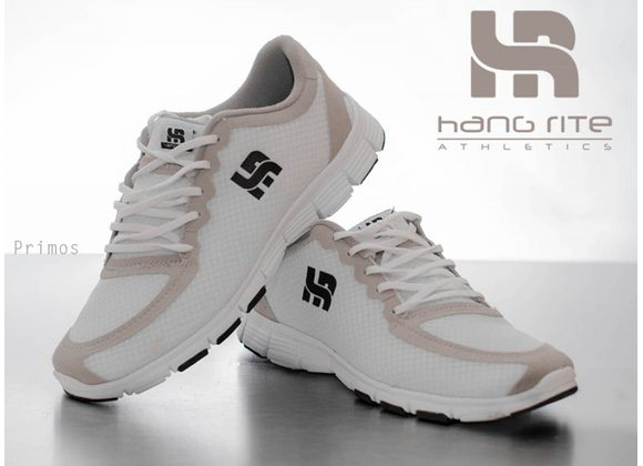 HR PRIMOS WHITE/CHARCOAL