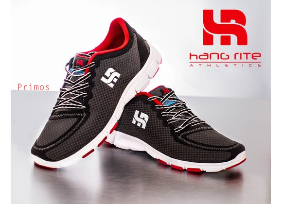 HR PRIMOS CHARCOAL/RED
