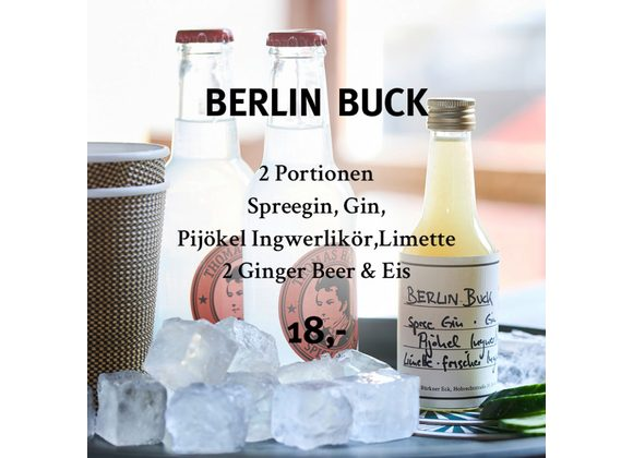 BERLIN BUCK 2-Pack