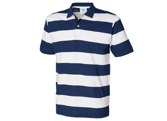 Lindfield BS Striped Polo