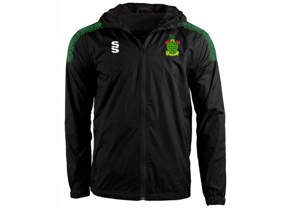 Burgess Hill Cricket Club Dual Training Shower Jacket
