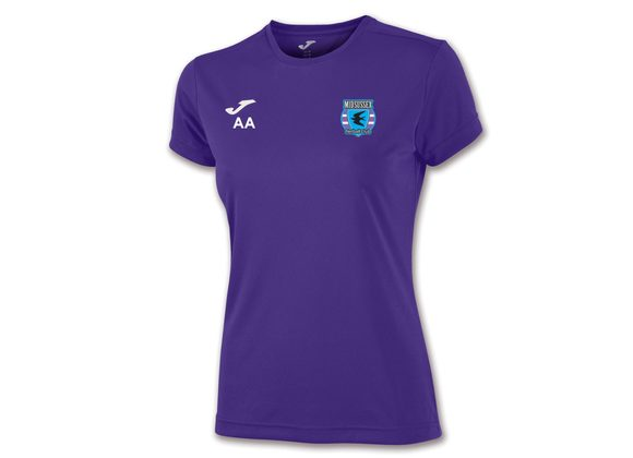 Mid Sussex Netball Training Tee Junior