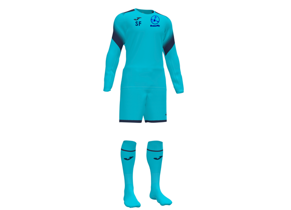 SoccerFix Goalkeeper Kit Junior (Zamora 4)