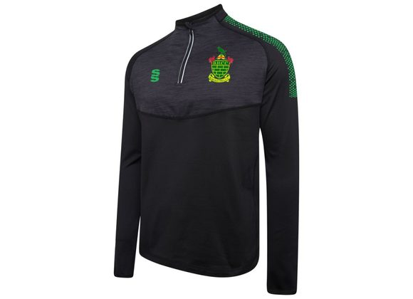 Burgess Hill Cricket Club Dual 1/4 Zip Junior
