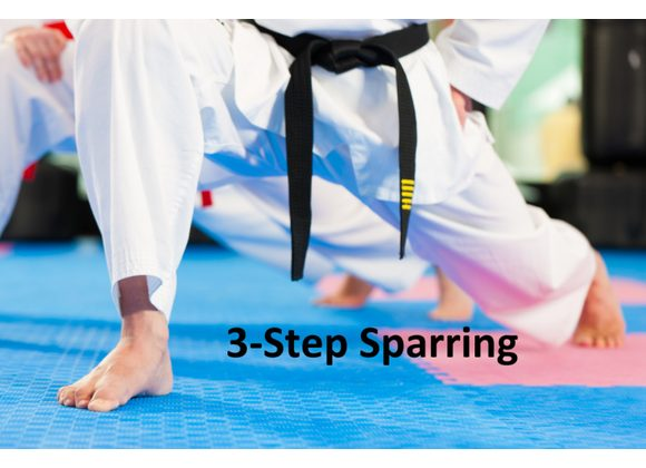 A Guide to 3-Step Sparring