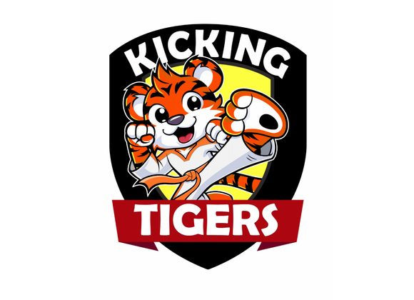T-Shirt Kicking Tigers