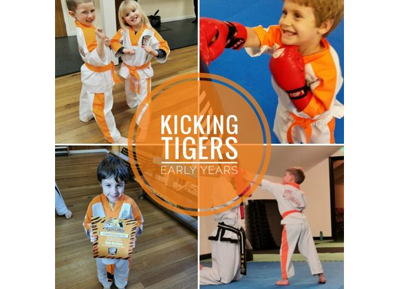 Kicking Tigers - 1 Month Trial